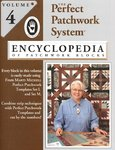Buch Perfect Patchwork System Encyclopedia Volume 4