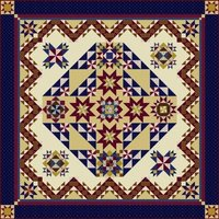 Block of the Month Patchwork