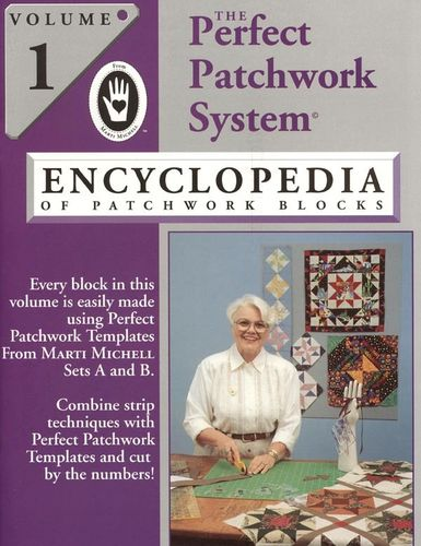 Buch Perfect Patchwork System Encyclopedia Volume 1
