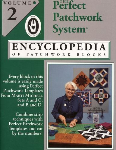 Buch Perfect Patchwork System Encyclopedia Volume 2