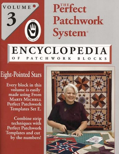 Buch Perfect Patchwork System Encyclopedia Volume 3