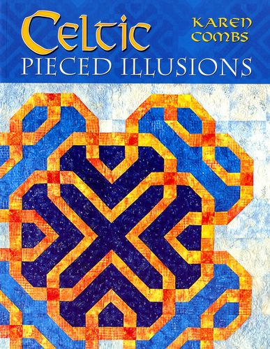 Patchwork Buch Celtic Pieced Illusions