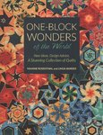 Patchwork Buch One Block Wonders of the World
