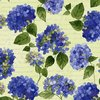 Patchworkstoff Heavenly Hydrangeas 01