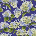 Patchworkstoff Heavenly Hydrangeas 04