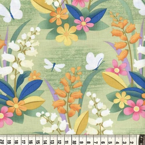 Patchworkstoff Blossom Bliss 11