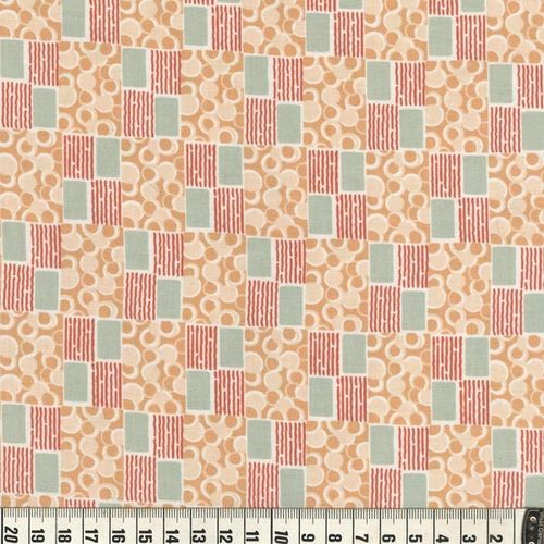 Patchworkstoff Downton Abbey 36