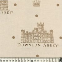 Patchworkstoffe Downton Abbey II